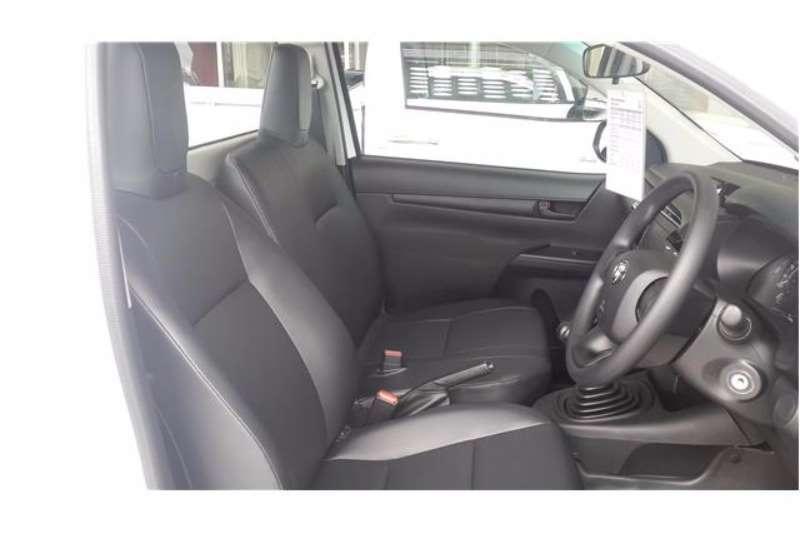 Toyota Hilux 2.0 Single Cab Bakkie New 2017