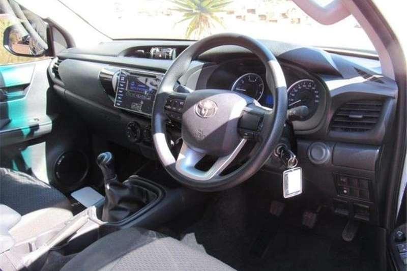 Toyota Hilux 2.4 GD 6 Xtra Cab SRX 2017