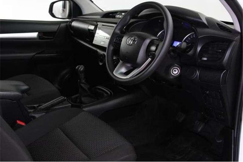 Toyota Hilux 2.4GD 6 Xtra cab SRX 2018