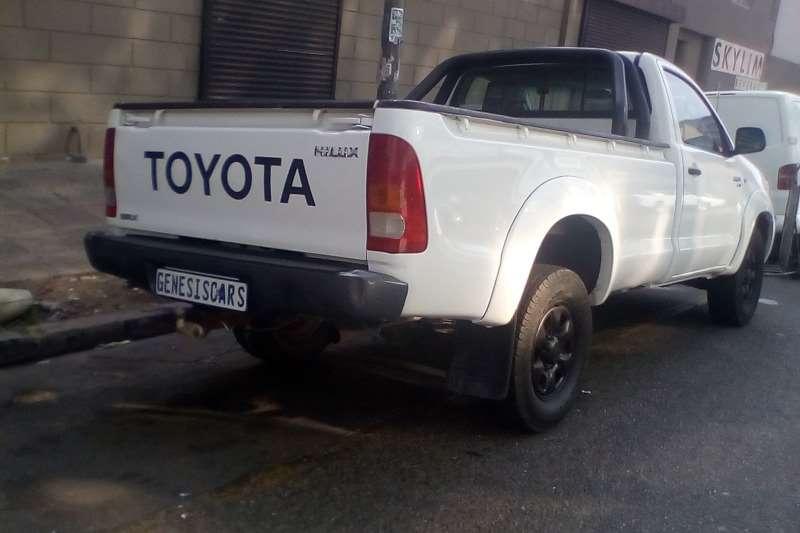 Toyota Hilux 2.5D 4D 2008