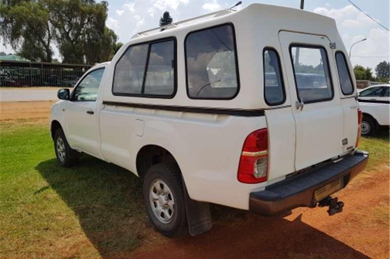 Toyota Hilux 2.5D 4D 4x4 SRX 2012