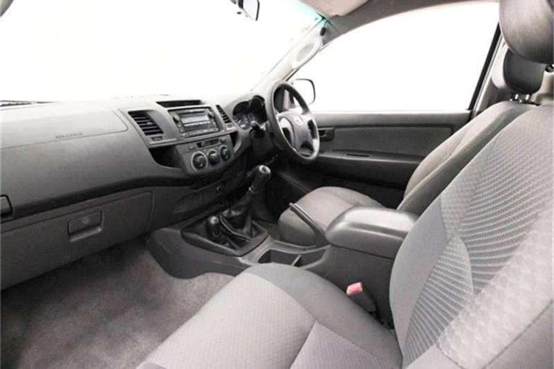 Toyota Hilux 2.5D 4D 4x4 SRX 2013