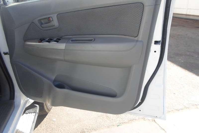 Toyota Hilux 2.5D 4D double cab Raider 2008