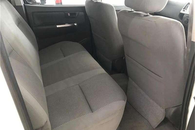 Toyota Hilux 2.5D 4D double cab Raider 2014