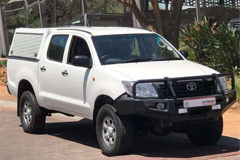 Toyota Hilux 2.5D-4D Double Cab SRX 2014