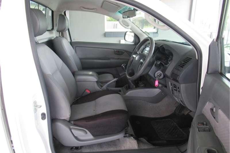 Toyota Hilux 2.5D 4D SRX 2013