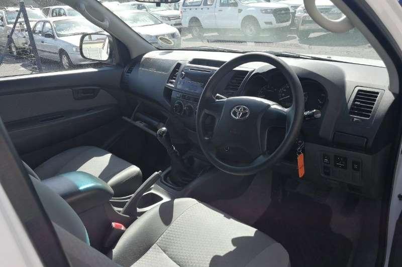 Toyota Hilux 2.5D 4D SRX 2016
