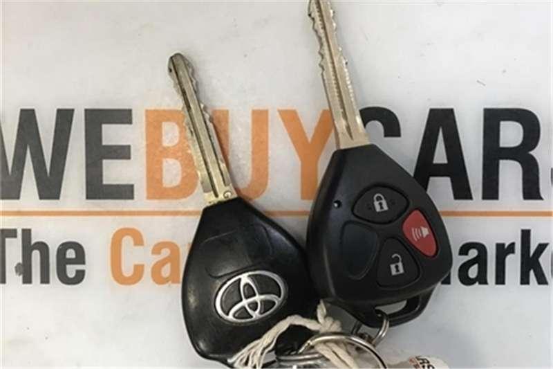 Toyota Hilux 2.5D 4D Xtra cab SRX 2012