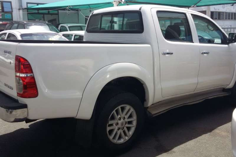 Toyota Hilux 2.7 double cab Raider 2011