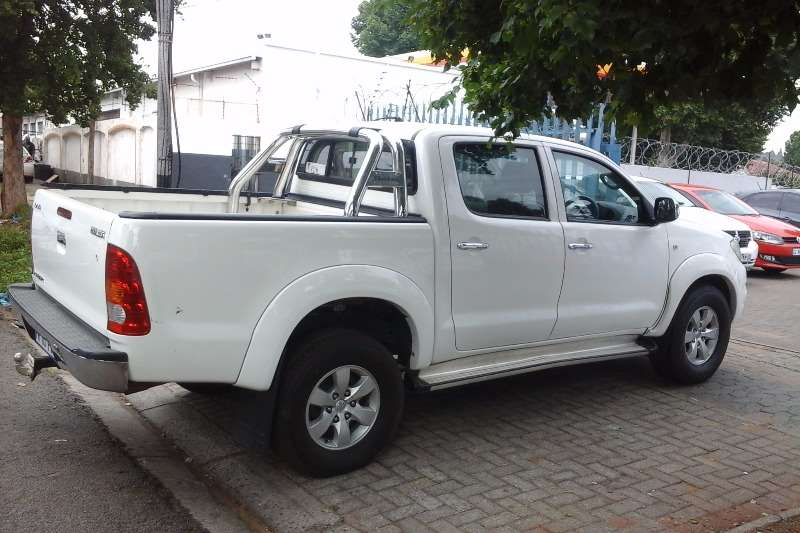 Toyota Hilux 2.7 double cab Raider Heritage Edition 2011