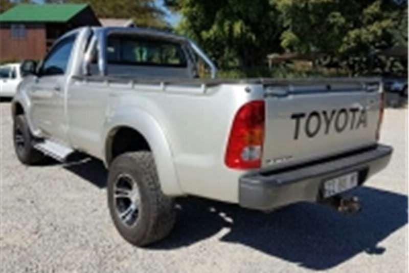 Toyota Hilux 2.7 Raider 2013
