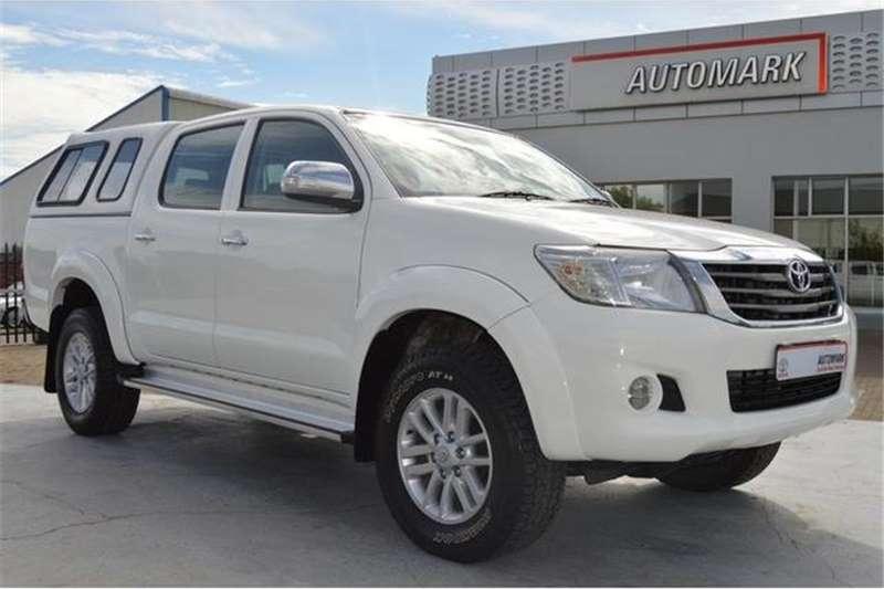 Toyota Hilux 2.7 Raider 2014