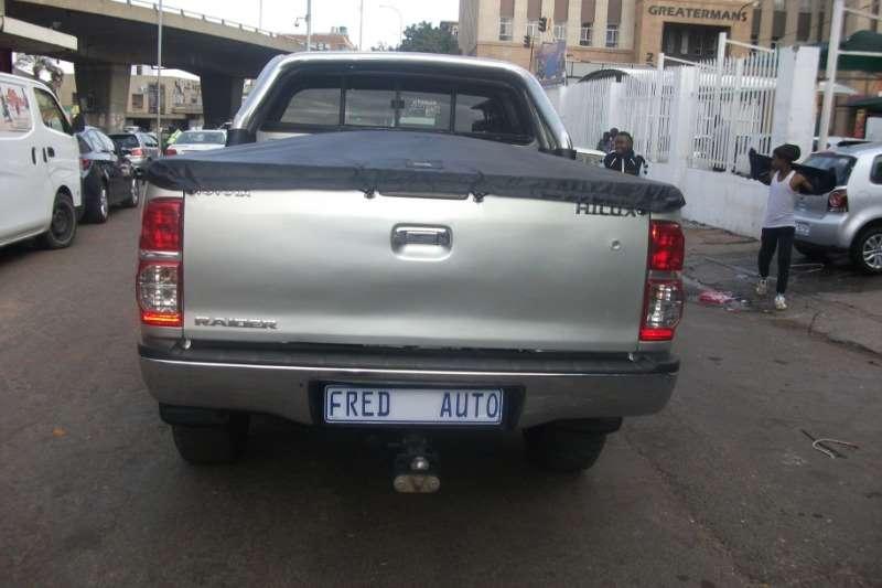 Toyota Hilux 2.7 SRX 2013