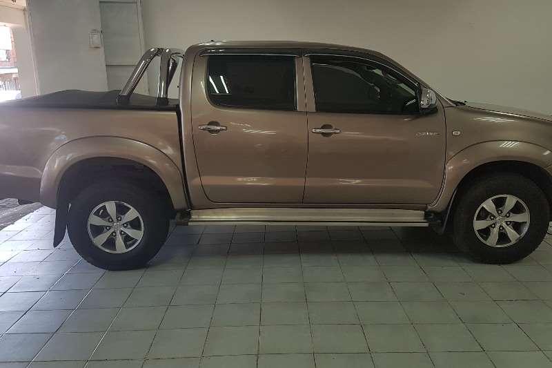 2010 Toyota Hilux