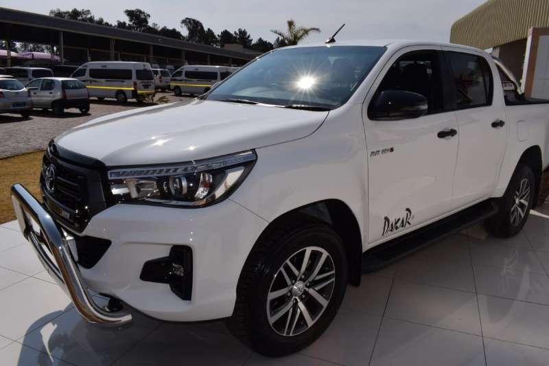 2018 Toyota Hilux 2 8gd 6 Dakar Double Cab 4x4 Raider Auto