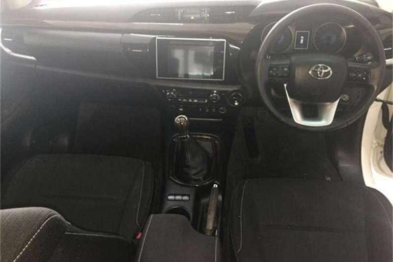 Toyota Hilux 2.8GD 6 double cab 4x4 Raider 2016