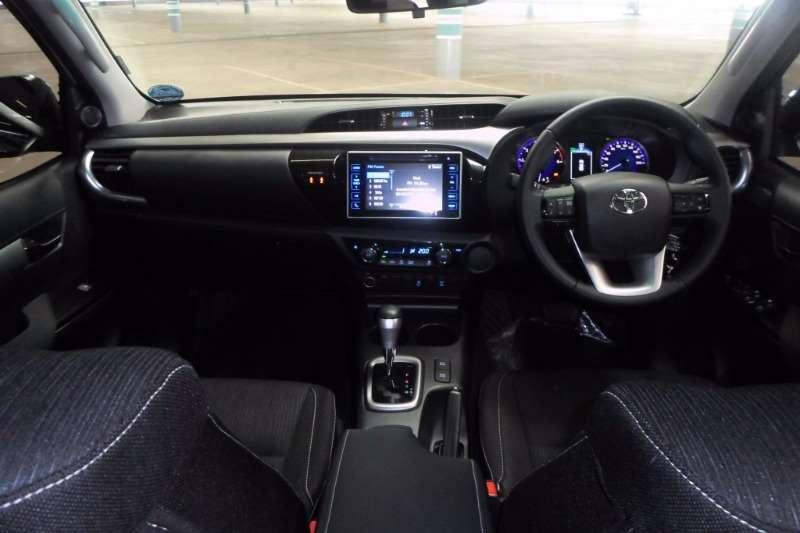 Toyota Hilux 2.8GD 6 double cab Raider auto 2016