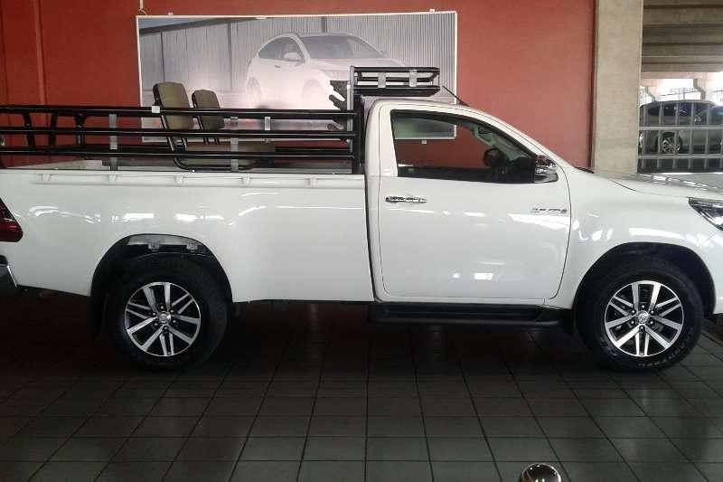 Toyota Hilux 2.8GD 6 Raider 2018