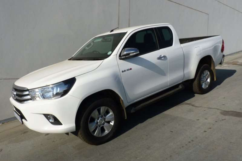 2017 Toyota Hilux 2 8gd 6 Xtra Cab Raider Cars For In