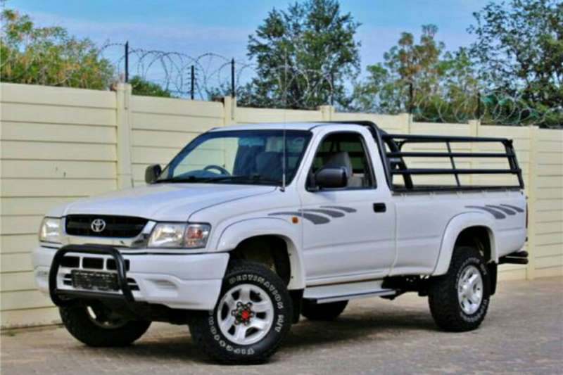 2004 Toyota Hilux 2700i Single Cab 4x4 Cars For Sale In