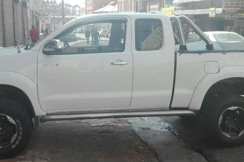 Toyota Hilux 3.0 Club Cab D4D 2014