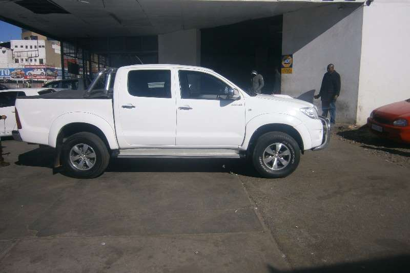 2010 Toyota Hilux 3 0d 4d 4x4 Raider Single Cab Bakkie