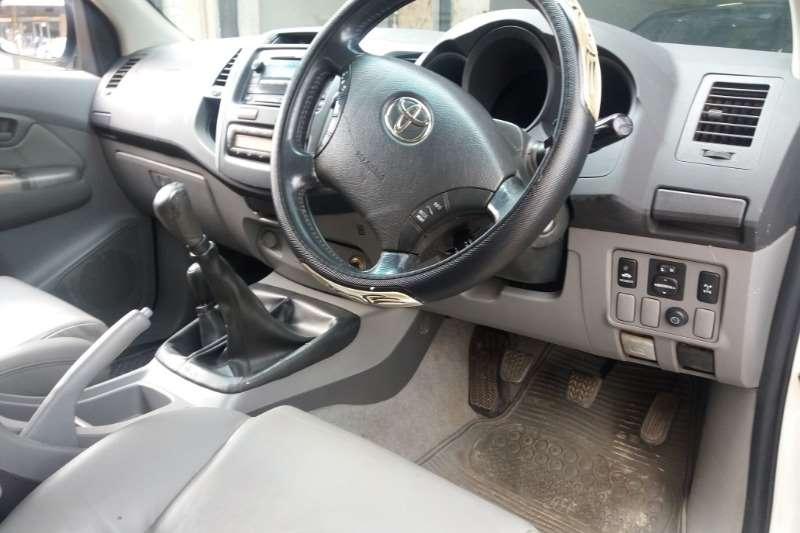 Toyota Hilux 3.0D 4D 4x4 Raider 2011