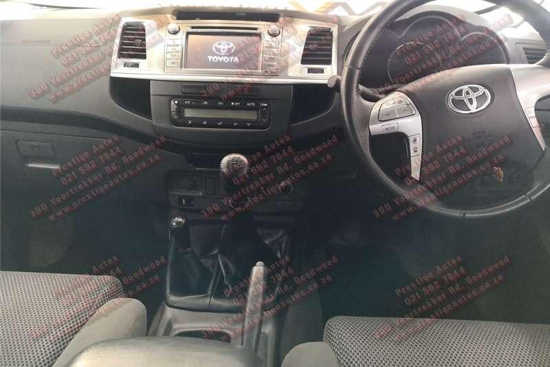 Toyota Hilux 3.0D 4D 4x4 Raider 2014