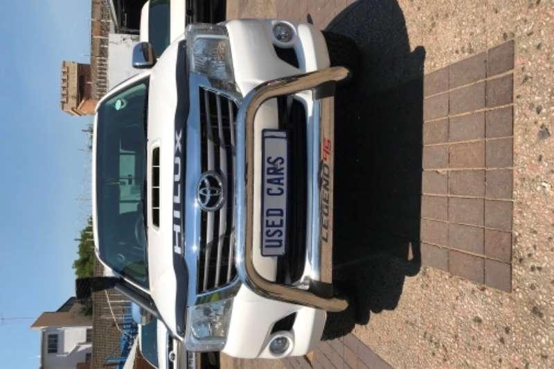 Toyota Hilux 3.0D 4D 4x4 Raider Legend 45 2016