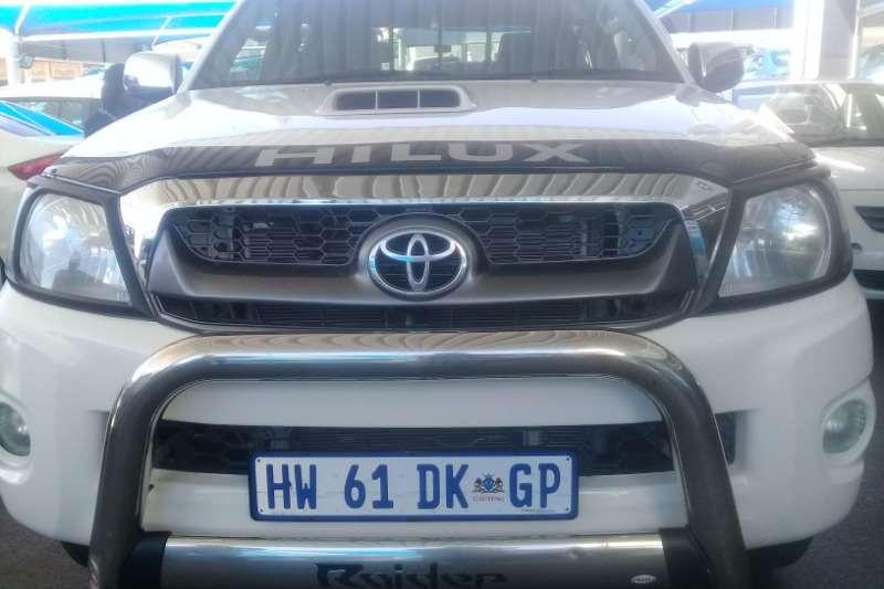 Toyota Hilux 3.0D 4D double auto 2010