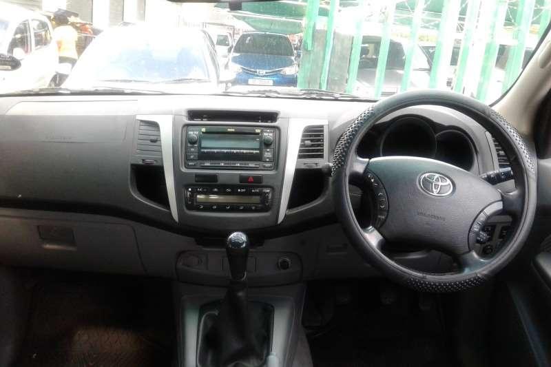 Toyota Hilux 3.0D 4D double cab 4x4 Raider auto 2009