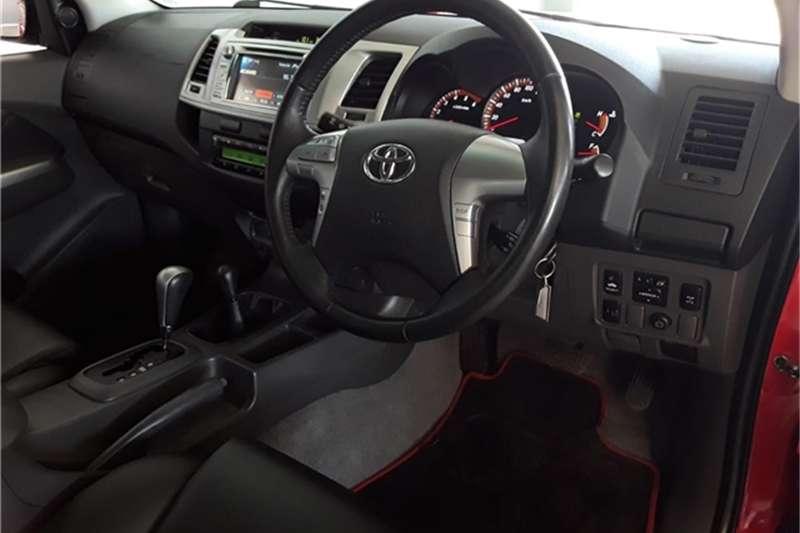 Toyota Hilux 3.0D 4D double cab 4x4 Raider auto 2013