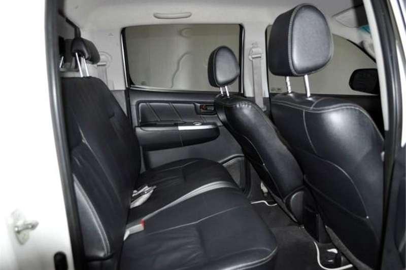 Toyota Hilux 3.0D 4D double cab 4x4 Raider Legend 45 auto 2015