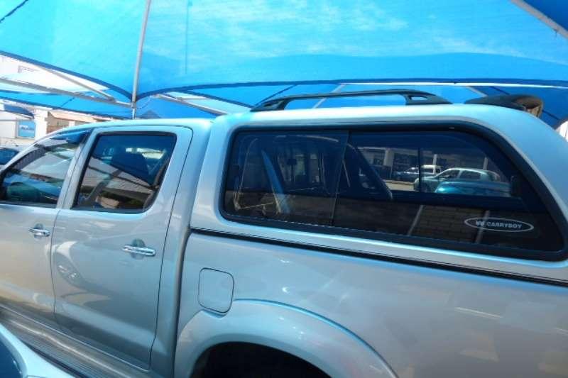 Toyota Hilux 3.0D 4D double cab Raider 2007