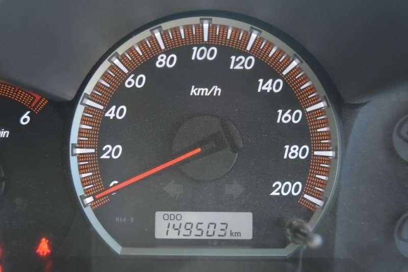 Toyota Hilux 3.0D 4D double cab Raider 2013