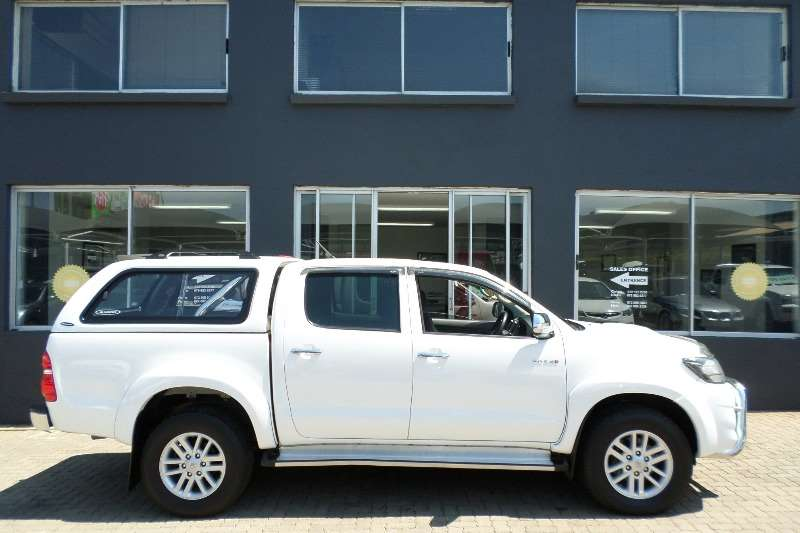 2017 Toyota Hilux Hilux 3 0D 4D double cab Raider Cars for sale in
