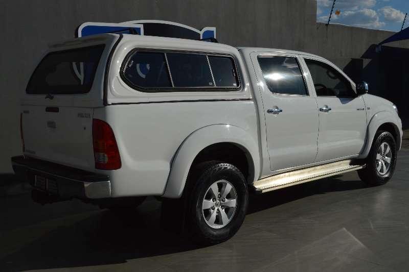 Toyota Hilux 3.0D 4D double cab Raider automatic 2011