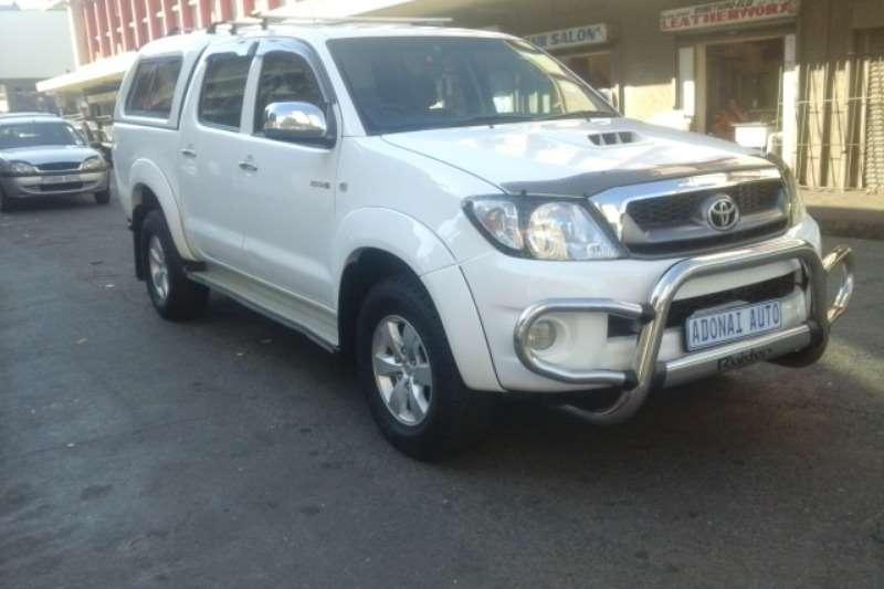 Toyota Hilux 3.0D 4D Raider 2011