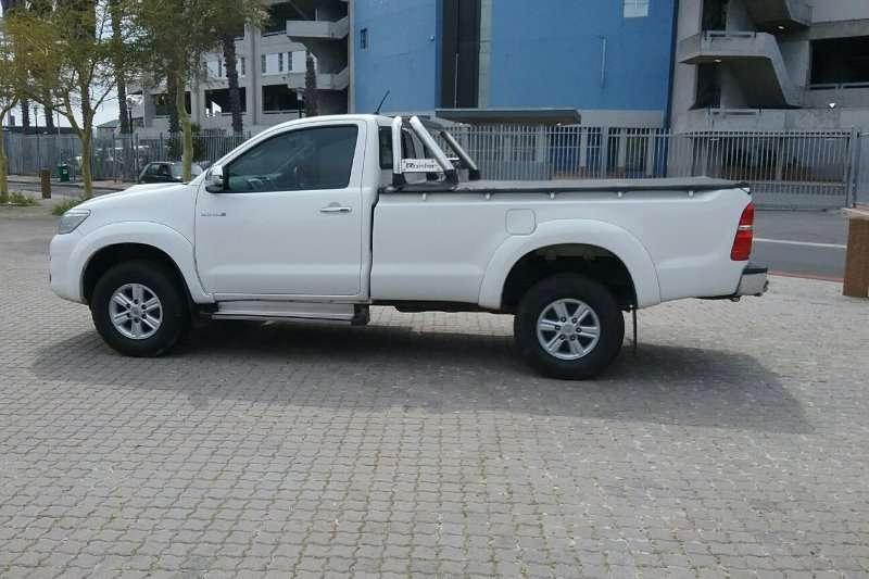 Toyota Hilux 3.0D 4D Raider 2012