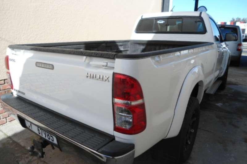 Toyota Hilux 3.0D-4D Raider 2014