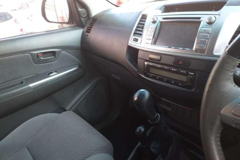 Toyota Hilux 3.0D 4D Xtra cab 4x4 Raider Legend 45 2014