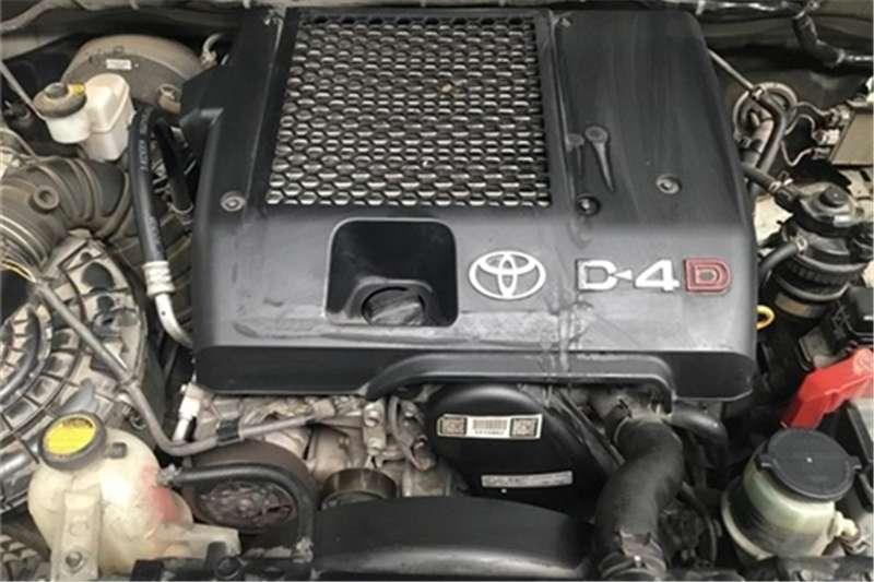 Toyota Hilux 3.0D 4D Xtra cab Raider 2011