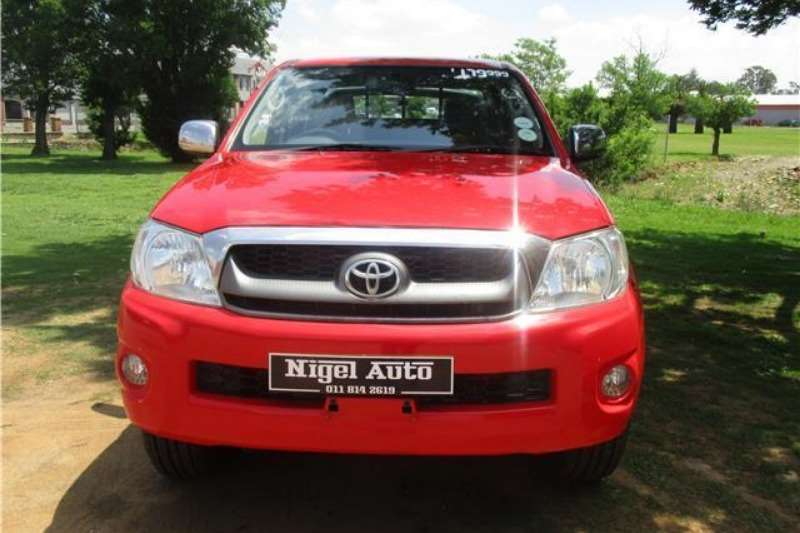 Toyota Hilux 4.0 V6 double cab 4x4 Raider 2005
