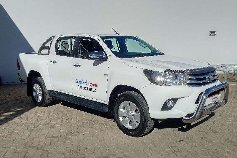 2017 Toyota Hilux 4 0 V6 Double Cab 4x4 Raider Double Cab