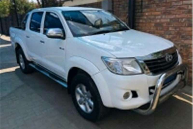 Toyota Hilux 4.0 V6 double cab Raider Heritage Edition 2012