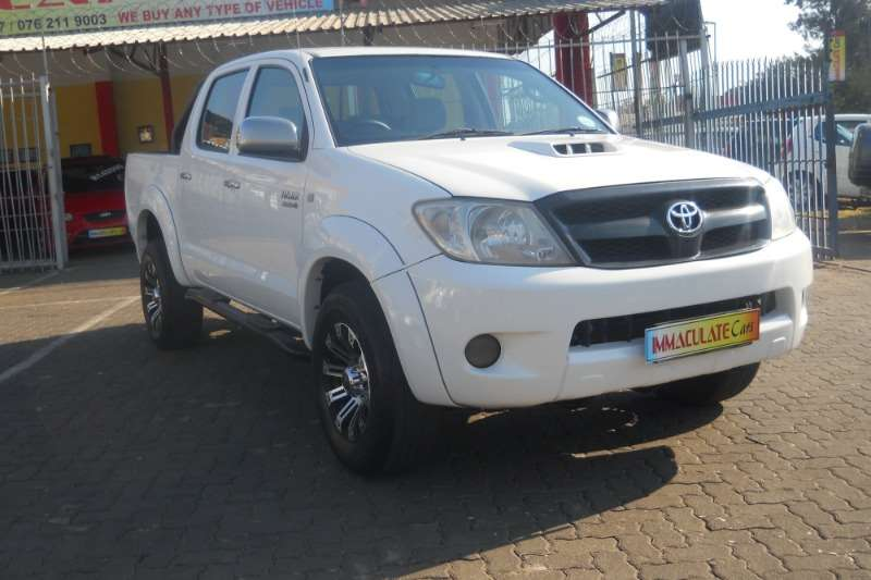 2006 Toyota Hilux double cab