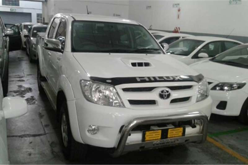 2007 toyota hilux double cab 3 0d4d manual diesel 4 4 raider cars rh automart co za toyota hilux 2007 workshop manual manual de usuario toyota hilux 2007 pdf
