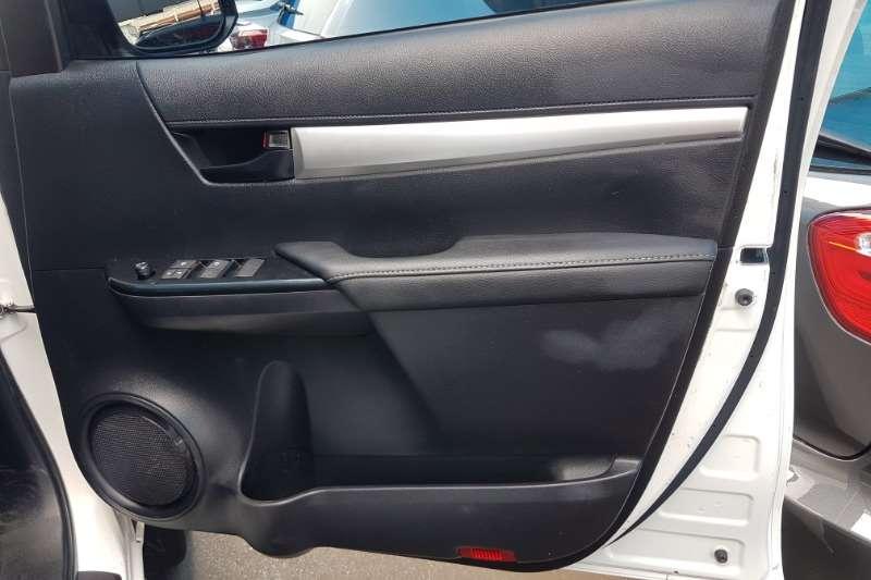 Toyota Hilux Double Cab HILUX 2.4 GD 6 RB SRX A/T P/U D/C 2017