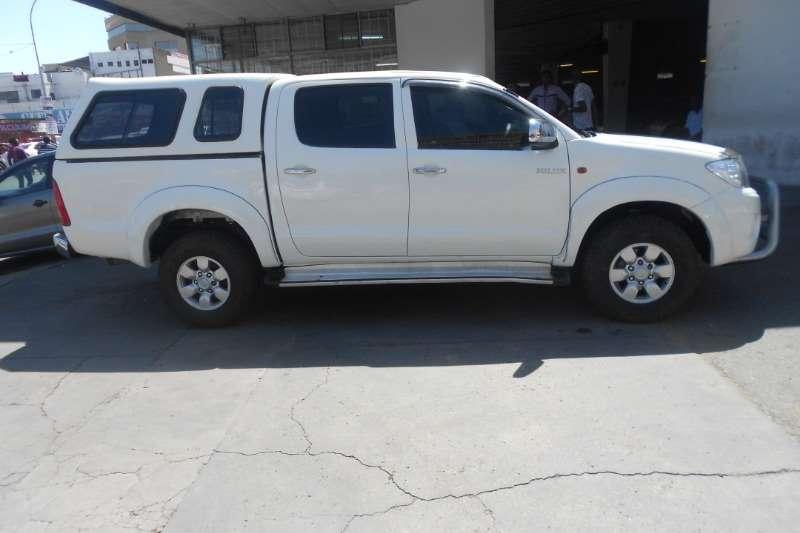 Toyota Hilux Double Cab HILUX 2.7 VVTi RB S P/U D/C 2008