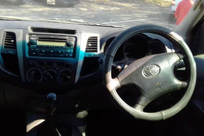Toyota Hilux Double Cab HILUX 2.7 VVTi RB SRX P/U D/C 2009